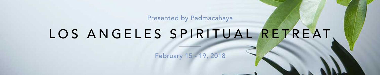 Spiritual Retreat Los Angeles